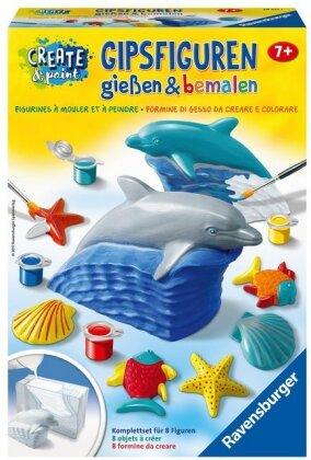 Create & Paint - Delfin