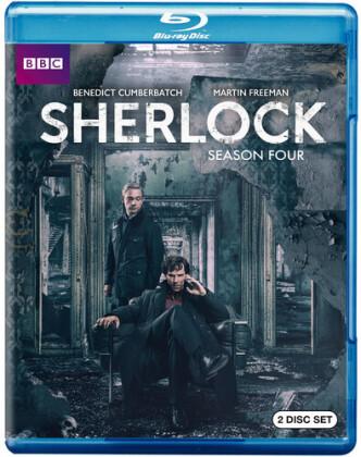 Sherlock - Season 4 (BBC, 2 Blu-rays)