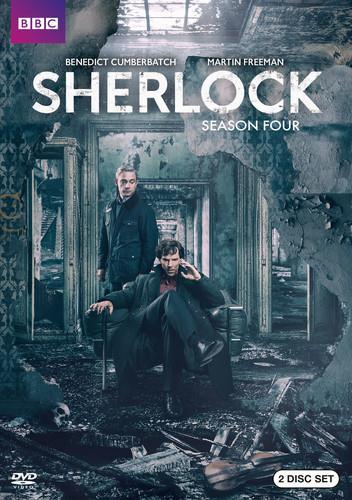 Sherlock - Season 4 (BBC, 2 DVD)