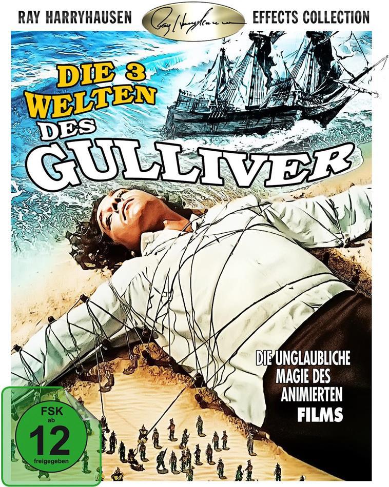 Die 3 Welten des Gulliver (1960) (Ray Harryhausen Effects Collection)
