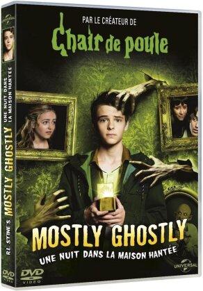 Mostly Ghostly - Une nuit dans la maison hantée (2016)