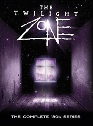 The Twilight Zone - The Complete 80's Series (13 DVDs)