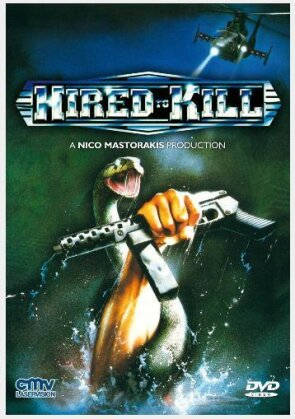 Hired to Kill - Trash Collection 133 (1990) (Limited Edition, Mediabook, Uncut)