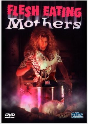 Flesh Eating Mothers - Trash Collection 135 (1988) (Edizione Limitata, Mediabook, Uncut)