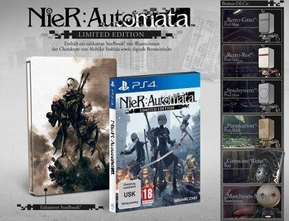 Nier: Automata (Steelbook Edition)