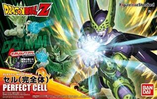 Dragonball Z: Perfect Cell - Figure-rise Standard Plastic Model Kit