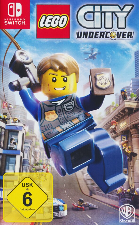 LEGO City Undercover (German Edition)