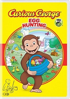 Curious George - Egg Hunting (2016)