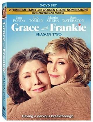 Grace and Frankie - Season 2 (3 DVD)