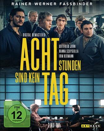 Acht Stunden sind kein Tag (Arthaus, Restaurierte Fassung, 2 Blu-rays)