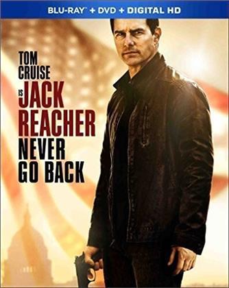 Jack Reacher - Never Go Back (2016) (Blu-ray + DVD)