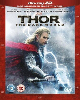 Thor 2 - The Dark World (2013) (Blu-ray 3D + Blu-ray)