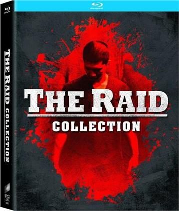 The Raid Collection - The Raid: Redemption / The Raid 2: Berandal (2 Blu-ray)