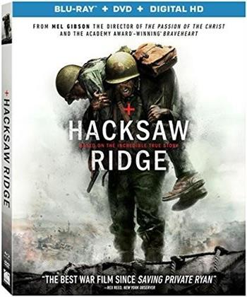 Hacksaw Ridge (2016) (Blu-ray + DVD)