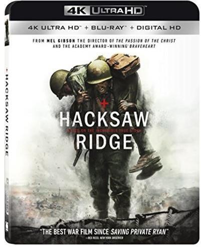 Hacksaw Ridge (2016) (4K Ultra HD + Blu-ray)