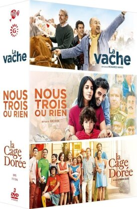 La Vache / Nous trois ou rien / La cage dorée (3 DVDs)