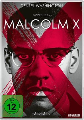 Malcolm X (1992) (2 DVDs)