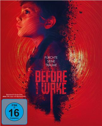 Before I Wake (2016) (Edizione Limitata, Mediabook, Blu-ray + DVD)