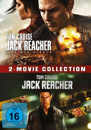 Jack Reacher / Jack Reacher 2 - Kein Weg zurück (2 DVDs)