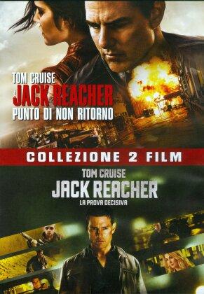 Jack Reacher / Jack Reacher 2 - Punto di non ritorno (2 DVD)