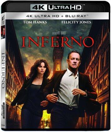 Inferno (2016) (4K Ultra HD + Blu-ray)