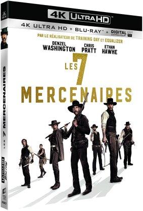 Les 7 Mercenaires (2016) (4K Ultra HD + Blu-ray)