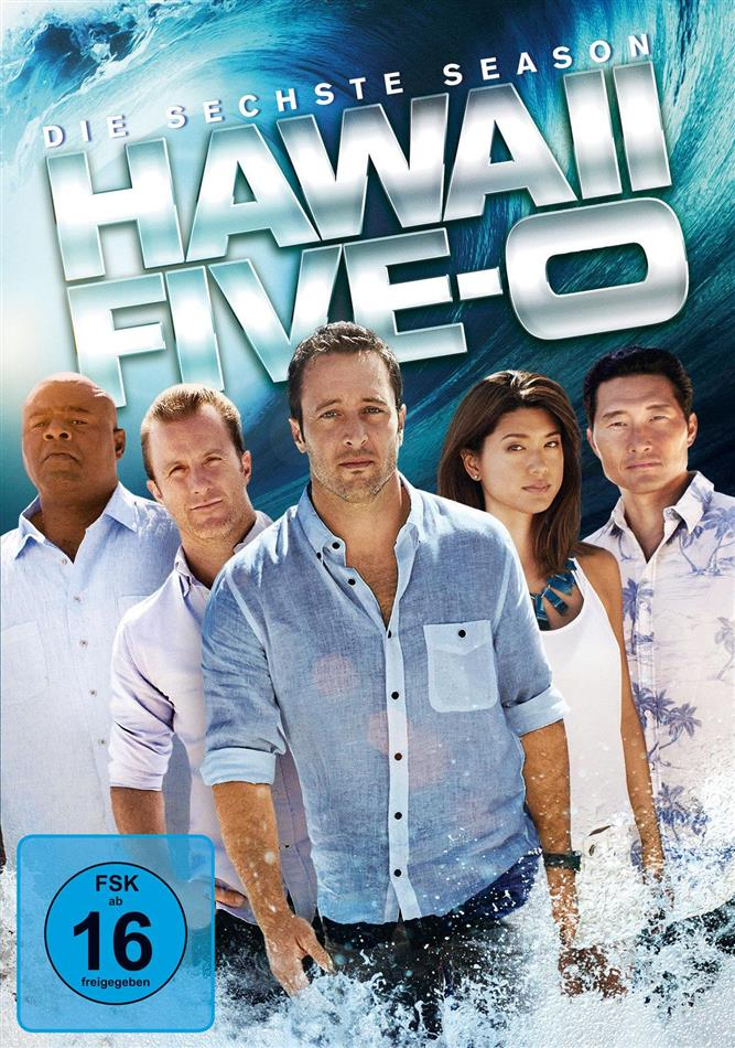 Hawaii Five-O - Staffel 6 (2010) (6 DVDs)