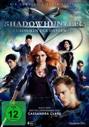 Shadowhunters - Chroniken der Unterwelt - Staffel 1 (4 DVDs)