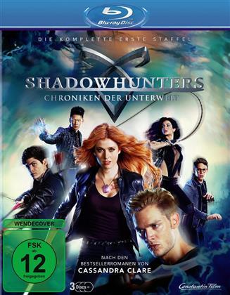 Shadowhunters - Chroniken der Unterwelt - Staffel 1 (3 Blu-rays)
