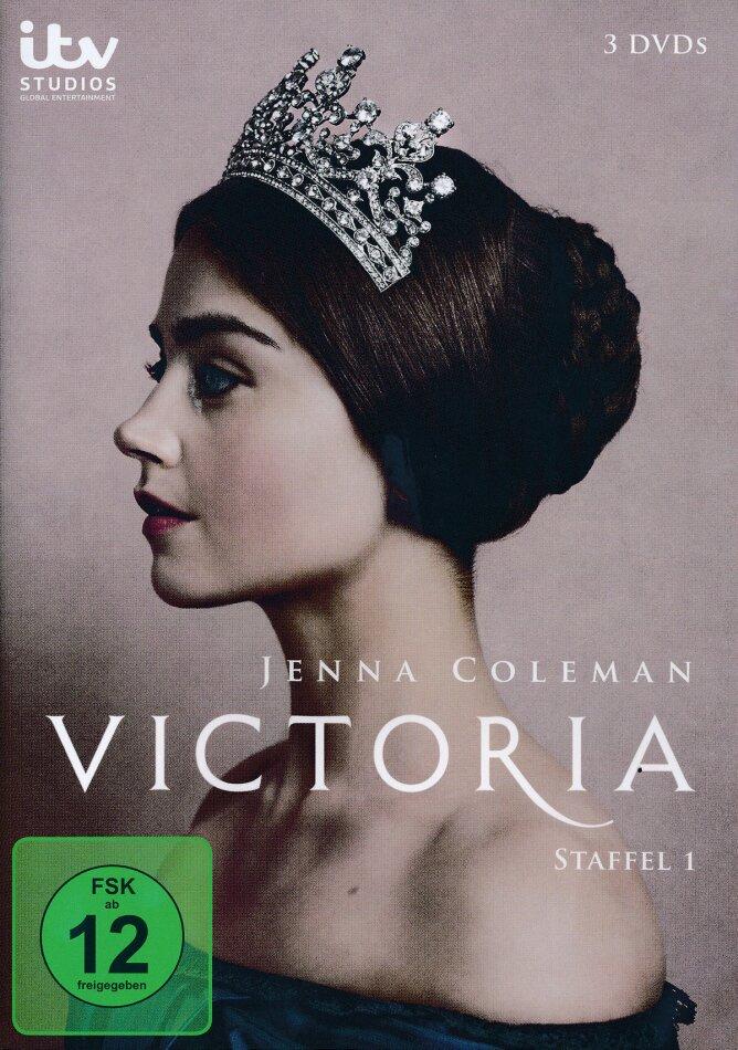 Victoria - Staffel 1 (3 DVD)