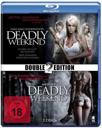 Deadly Weekend / Another Deadly Weekend (2 Blu-rays)