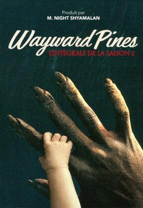 Wayward Pines - Saison 2 (3 DVD)