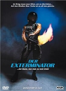 The Exterminator (1980) (Wendecover, Director's Cut)