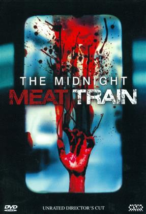 The Midnight Meat Train (2008) (Kleine Hartbox, Cover A, Unrated Director's Cut)