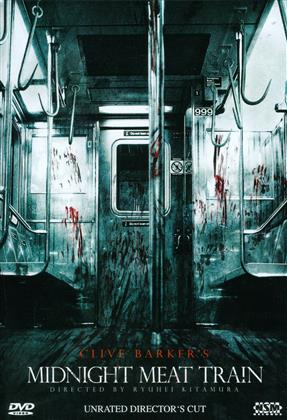 The Midnight Meat Train (2008) (Kleine Hartbox, Cover B, Unrated Director's Cut)