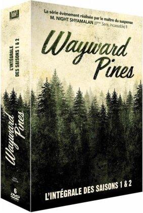 Wayward Pines - Saisons 1 & 2 (6 DVD)