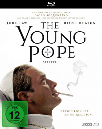 The Young Pope - Staffel 1 (3 Blu-rays)
