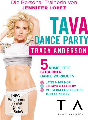Tracy Anderson - TAVA Dance Party
