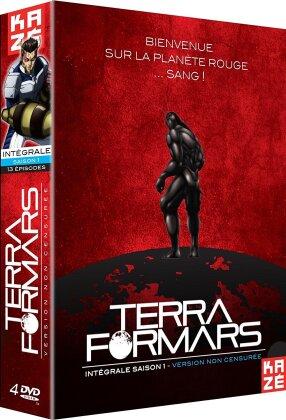 Terra Formars - Intégrale Saison 1 (Unzensiert, Collector's Edition, 4 DVDs)