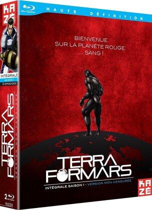 Terra Formars - Intégrale Saison 1 (Unzensiert, Collector's Edition, 2 Blu-rays)