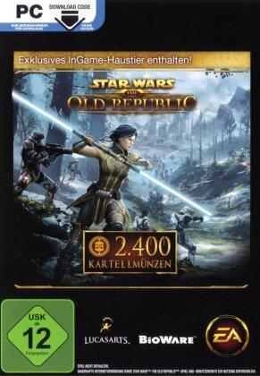 Star Wars Old Republic Online Cartel Points 2400 Points