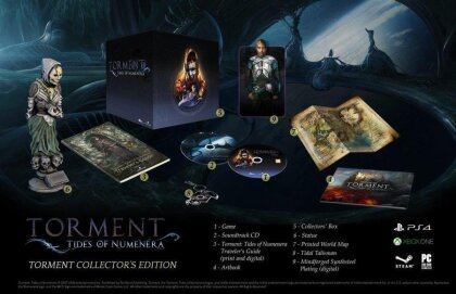 Torment: Tides of Numera (Édition Collector)