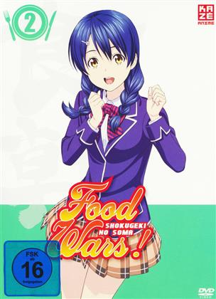 Food Wars! - Shokugeki no Soma - Staffel 1 - Vol. 2 (Digibook)