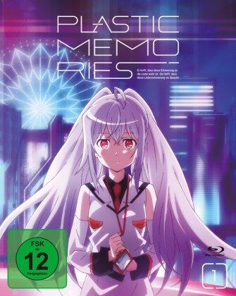Plastic Memories - Vol. 1 - Staffel 1.1 (Limited Edition, Blu-ray + CD)