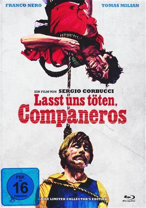 Lasst uns töten, Companeros (1970) (Cover B, Limited Collector's Edition, Mediabook)
