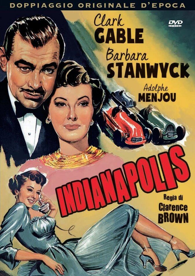 Indianapolis (1950) (s/w)