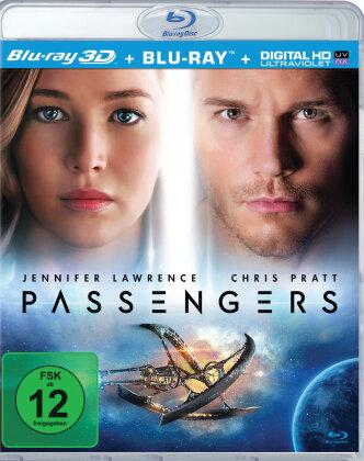 Passengers (2016) (Blu-ray 3D + Blu-ray)