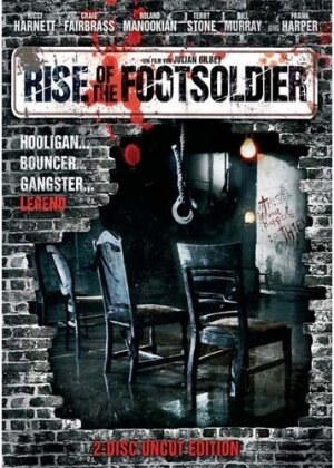 Rise of the Footsoldier (2007) (Uncut, 2 DVDs)