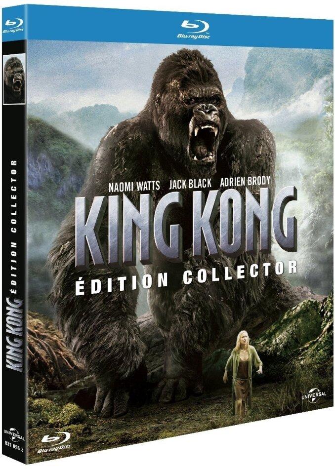 King Kong (2005) (Collector's Edition, Kinoversion, Langfassung, 2 Blu-rays)