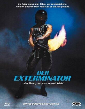 Der Exterminator (1980) (Cover A, Kleine Hartbox, Limited Edition, Uncut)